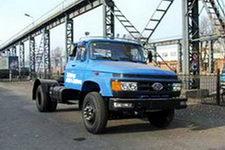 解放单桥长头柴油半挂牵引车220马力(CA4117K2R5E)