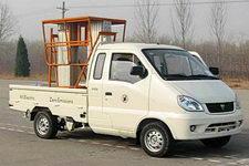 清源QY5020GKC-08BEVA型纯电动高空作业车