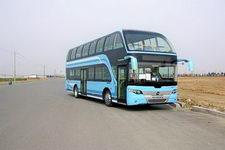 11.3米|24-70座黄海双层城市客车(DD6119S11)