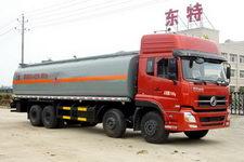 特运牌DTA5310GHYD型化工液体运输车图片