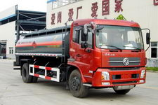 特运牌DTA5160GHYD型化工液体运输车图片