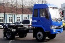 解放单桥平头柴油牵引车163马力(CA4082PK2EA80)