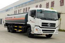 特运牌DTA5251GHYD型化工液体运输车图片