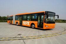 18米|24-50座金龙铰接城市客车(KLQ6181GQ)