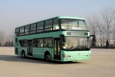 11.5米|24-65座金龙双层城市客车(KLQ6119GS)