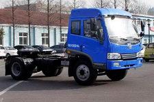 解放单桥平头柴油牵引车188马力(CA4084PK2EA80)