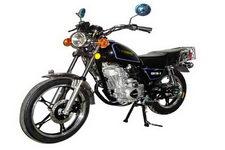 灵智牌LZ125-3型两轮摩托车图片