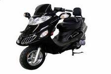 灵智牌LZ125T-4型两轮摩托车图片