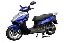 灵智牌LZ150T型两轮摩托车图片