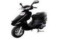 灵智牌LZ125T-3型两轮摩托车图片