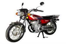 灵智牌LZ125-4型两轮摩托车图片