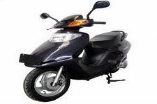 灵智牌LZ100T型两轮摩托车图片