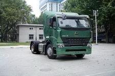 豪沃牌ZZ4187M3517P1Z型集装箱半挂牵引汽车图片