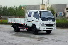 欧铃国四单桥货车124马力7吨(ZB1100TSE3F)