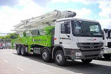 城市猎豹牌HDL5430THB型混凝土泵车