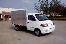 达福迪牌JAX5020XXYBEV型纯电动厢式运输车图片
