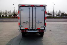 达福迪牌JAX5020XXYBEV型纯电动厢式运输车图片4