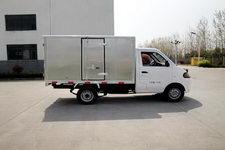达福迪牌JAX5020XXYBEV型纯电动厢式运输车图片3