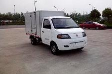 达福迪牌JAX5021XXYBEV型纯电动厢式运输车图片2