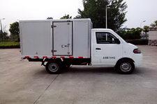 达福迪牌JAX5021XXYBEV型纯电动厢式运输车图片3
