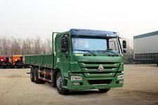 豪沃牌ZZ1257M4347D1L型载货汽车