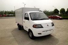 达福迪牌JAX5021XXYBEV型纯电动厢式运输车图片