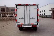 达福迪牌JAX5021XXYBEV型纯电动厢式运输车图片4