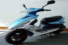 日雅牌RY50QT-31型两轮轻便摩托车图片