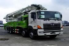 城市猎豹牌HDL5410THB型混凝土泵车