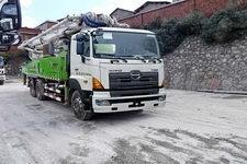 城市猎豹牌HDL5331THB型混凝土泵车