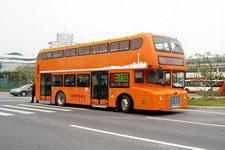宇通牌ZK6105HNGS1型城市客车图片