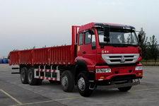 黄河国四前四后八货车241马力20吨(ZZ1314K4766D1)