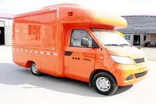 福田伽途售货车宣传车