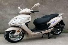 凌本牌LB50QT-11C型两轮轻便摩托车图片