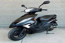 之威牌ZW50QT-7S型两轮轻便摩托车图片