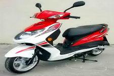 天鹰牌TY50QT-23C型两轮轻便摩托车图片