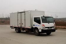 中昌牌XZC5076XXY4型厢式运输车