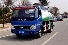 五征牌WL4025G-1型罐式低速货车图片