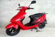 希迪牌KD50QT-14C型两轮轻便摩托车图片