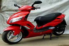 日雅牌RY50QT-33型两轮轻便摩托车图片