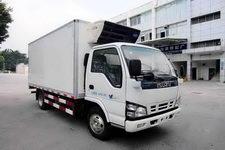 凯丰牌SKF5049XLCQ型冷藏车