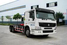 鹤云牌CQJ5250ZXX型车厢可卸式垃圾车