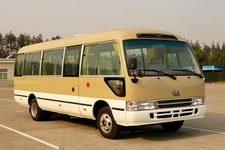 东鸥牌ZQK6703E3N型客车