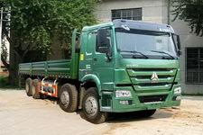 豪沃前四后八货车340马力18吨(ZZ1317N3867D1LH)