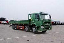 豪沃前四后八货车340马力20吨(ZZ1317N4667D1LB)