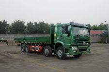 豪沃前四后八货车340马力17吨(ZZ1317N4667D1LH)