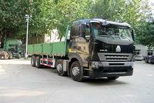 豪沃前四后八货车320马力17吨(ZZ1317N4667P1LH)