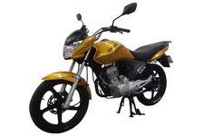 豪进牌HJ125-25型两轮摩托车图片