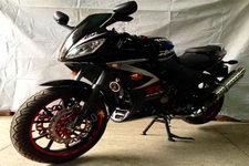 东力牌TN150-8C型两轮摩托车图片