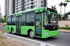 广通牌GTQ6768BEVB1型纯电动城市客车